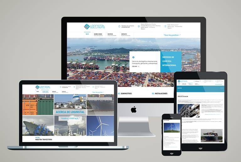 Webs corporativas optimizadas para SEO