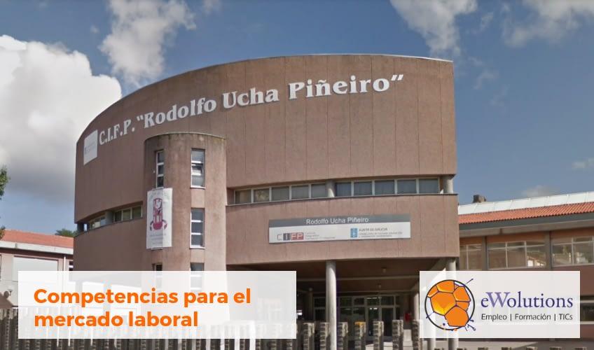 Formación sobre Competencias para el mercado laboral. CIFP Rodolfo Ucha Piñeiro