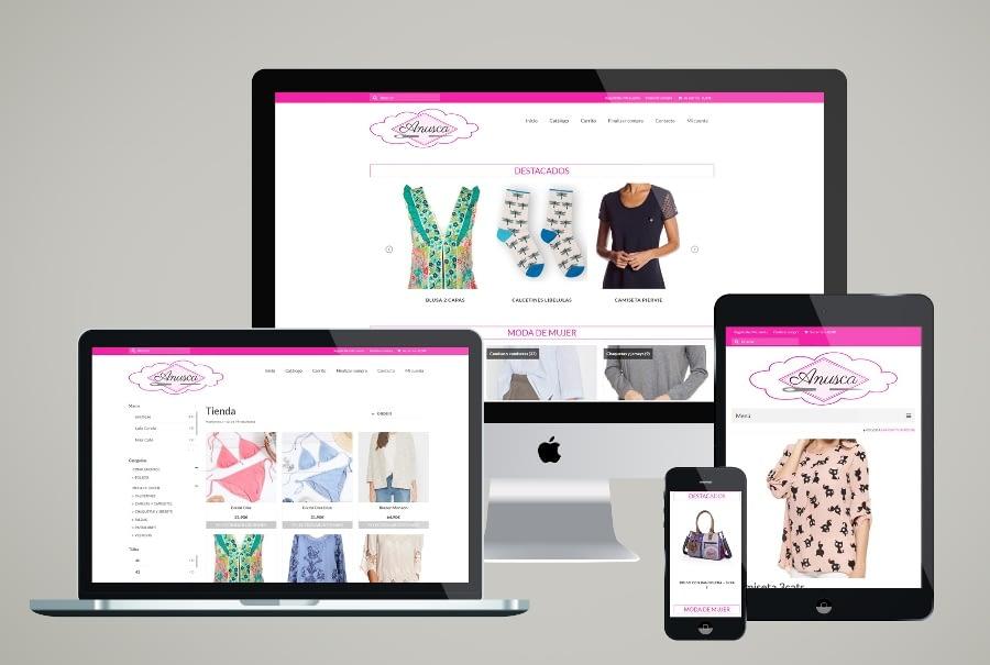 AnuscaStyle.com - Tienda online administada